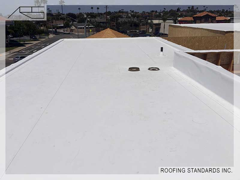 Firestone 60m Ultraply TPO Roof System